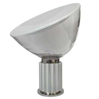 Taccia Lamp by Pier Giacomo and Achille Castiglioni for Flos For Sale