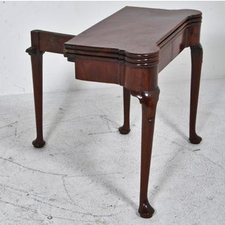 George III Tri-Top Mahogany Table Preview
