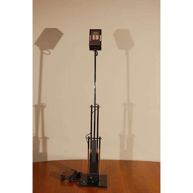 Metal 1970s Counter Balance Task Lamp For Sale - Image 7 of 9
