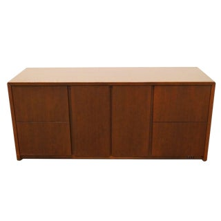 "20th Century Traditional Kimball Kimball International Office Workstation 66"" Credenza For Sale"