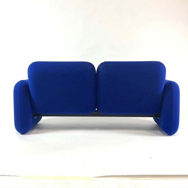 "1970s Iconic Modern Design 1970s ""Chiclet"" Sofa Settee by Ray Wilkes for Herman Miller For Sale - Image 5 of 13"