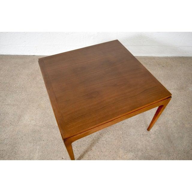 Walnut Mid Century Lane Walnut Coffee Table For Sale - Image 7 of 10
