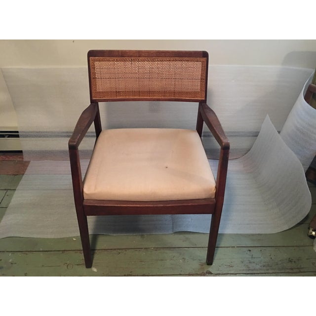 1960s 1960s Vintage Jens Risom 'Playboy' C-140 Side Chair For Sale - Image 5 of 8
