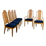 Image of Henredon Scene Two Dining Chairs - Set of 6 For Sale