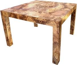 Image of Burlwood Side Tables