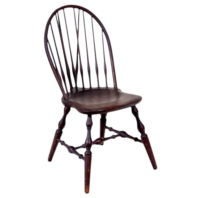 Mid 19th Century Small Old Windsor Chair For Sale