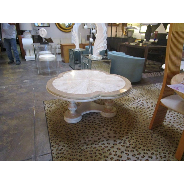 Monteverdi Young Clover Shape Coffee Table - Image 3 of 4
