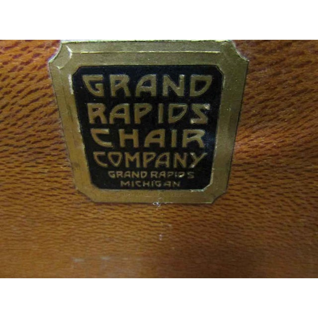 Mahogany Grand Rapids Chair Company Low Chest For Sale - Image 7 of 9