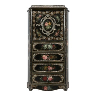 Antique Napoleon III French Secretary For Sale