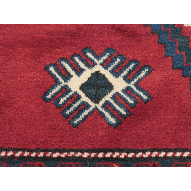 Early 20th Century Kazak Rug For Sale - Image 5 of 7