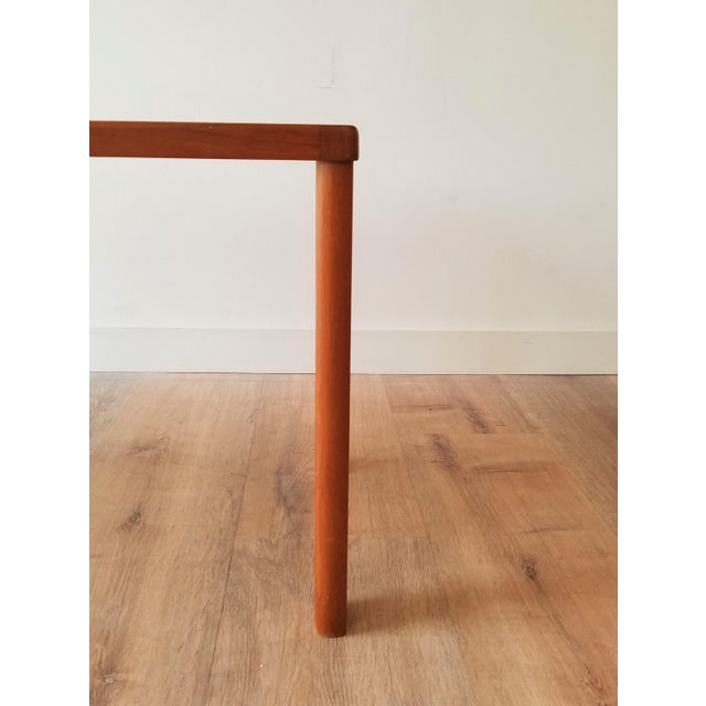Vejle Stole & Møbelfabrik Teak Coffee Table With Nesting Side Tables - 3 Pieces For Sale - Image 10 of 13