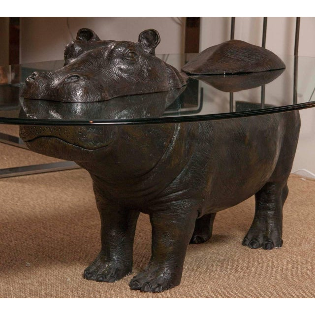 Hippo Table by Mark Stoddart For Sale In New York - Image 6 of 9