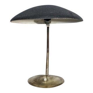 Bauhaus Brass Desk Lamp For Sale
