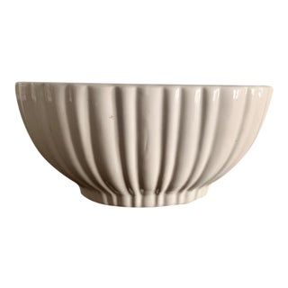 Mid 20th Century Haeger Ivory Planter For Sale