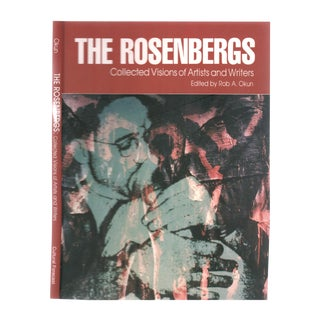 "1993 ""Signed Edition, the Rosenbergs"" Coffee Table Book For Sale"