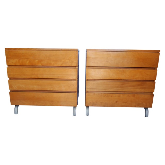 Mid-Century Chests by Kensington- A Pair For Sale