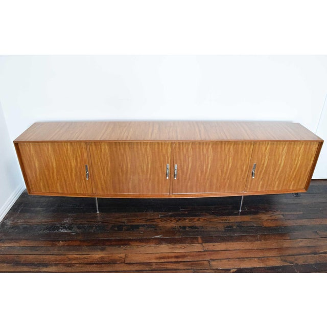 1960s 1960s African Mahogany Sideboard For Sale - Image 5 of 12