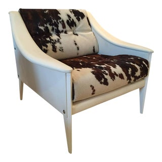 "Gio Ponti for Poltrona Frau ""Dezza"" Armchair"