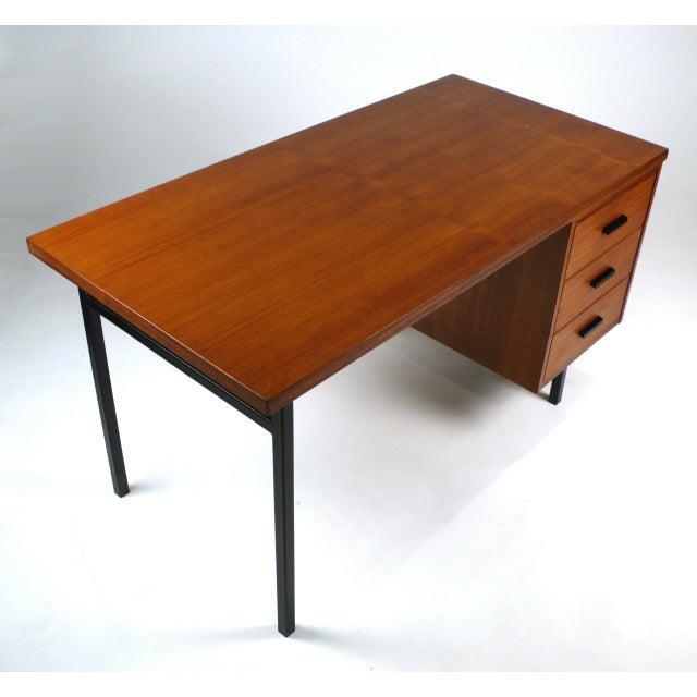 Three Drawer Danish Desk For Sale In Dallas - Image 6 of 10