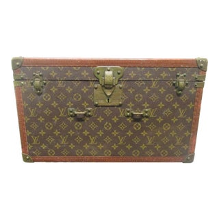 Louis Vuitton Vintage Hat Box For Sale