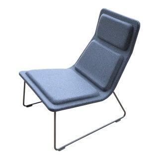 Modern Jasper Morrison for Cappellini Low Pad Chair For Sale