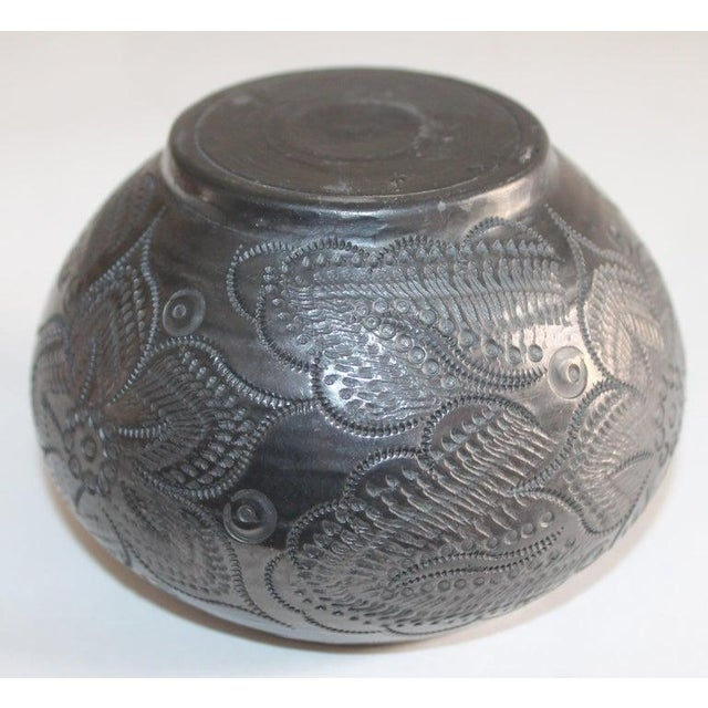 Ceramic Signed Navajo Indian Pottery Bowl For Sale - Image 7 of 8