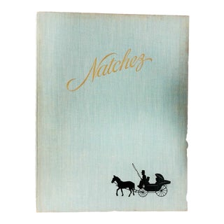 """1957 """"Natchez"""" Coffee Table Book For Sale"""