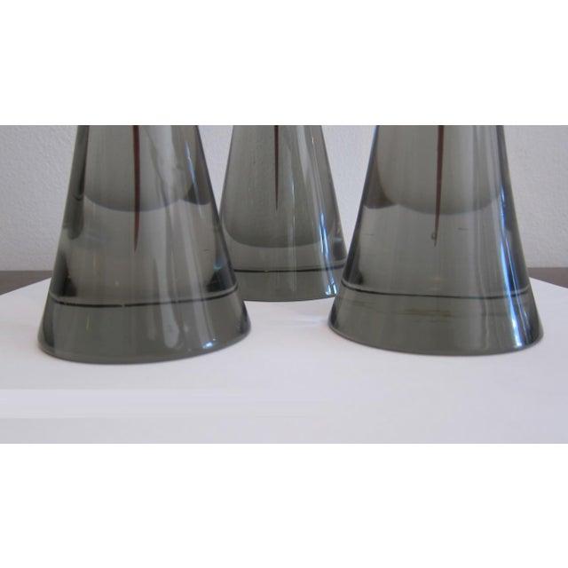 "Luciano Gaspari ""Elementi Lagunari"" Sommerso Glass Sculptures For Sale - Image 4 of 9"