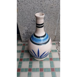 20th Century Vintage Tonala Mexican Water Jug Vase Preview