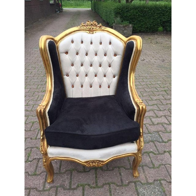 Louis XVI Style Chairs - A Pair - Image 6 of 6