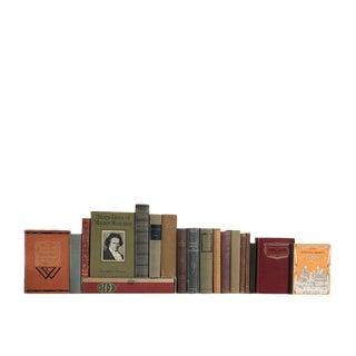 Vintage Music Lovers Book Set, S/20 For Sale