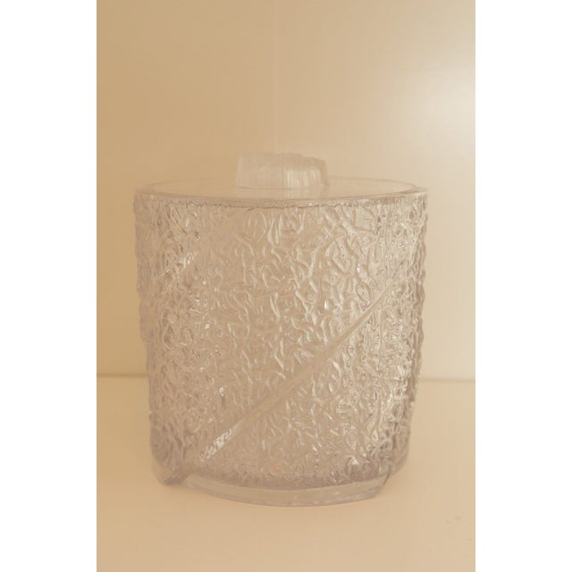 Vintage Lucite Ice Bucket - Image 3 of 7