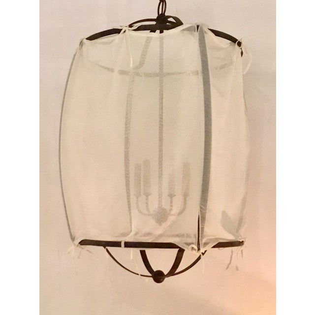 Currey & Company Currey & Co. Modern Claudine Chandelier For Sale - Image 4 of 5