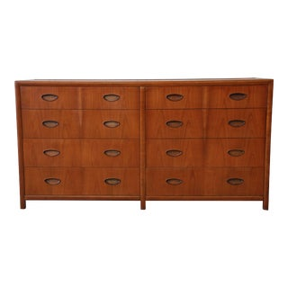 Michael Taylor for Baker New World Collection Eight-Drawer Dresser or Chest For Sale