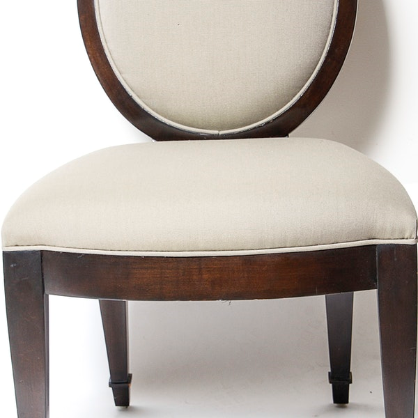 Donghia John Hutton For Donghia Dining Chairs   A Pair For Sale   Image 4 Of