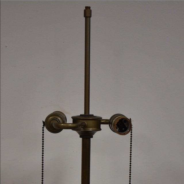 Stiffel Yellow Table Lamp - Image 3 of 8