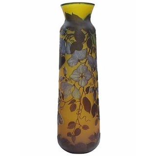 Galle Large Cameo Vase