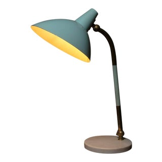 Rare Adjustable Table Lamp by Stilnovo For Sale