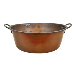 Antique French Pan Copper Pan