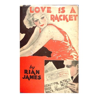 """""""Love Is a Racket"""" For Sale"""