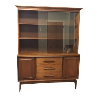 Bassett Mid-Century China/Display Cabinet For Sale
