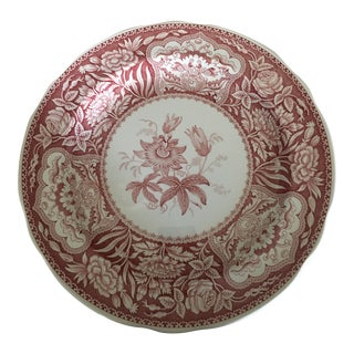 The Spode Archive Collection 'Floral' Plate For Sale