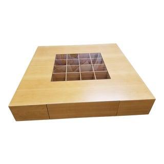 Poltrana Frau Danish Modern Coffee Table For Sale
