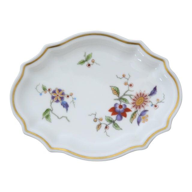 Richard Ginori Oriente Italian Porcelain Soap Dish For Sale