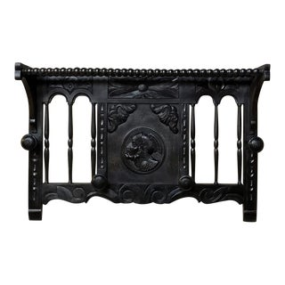 19th Century French Renaissance Revival Hat ~ Coat Rack For Sale