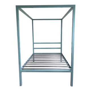 Room & Board Architecture Full Bed Frame For Sale