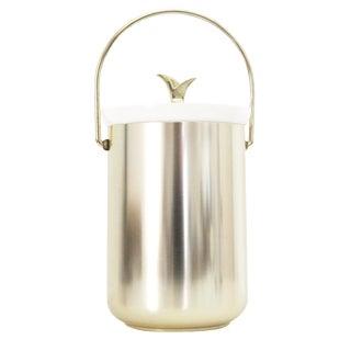 Gold Wine Bottle Cooler