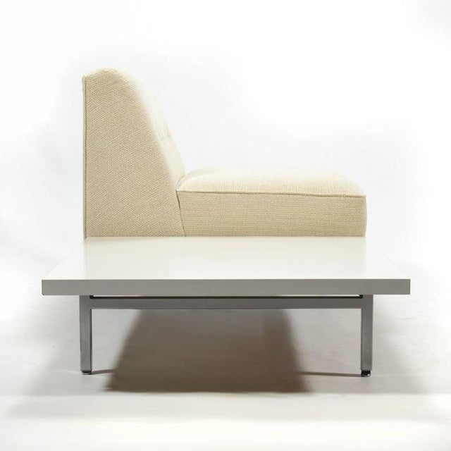 George Nelson Modular Group Seat with Table by Herman Miller For Sale In Chicago - Image 6 of 8