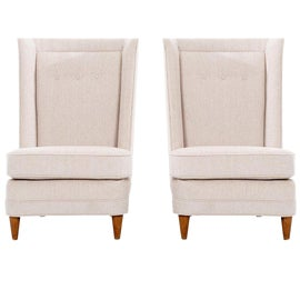 Image of Dressing Room Lounge Chairs