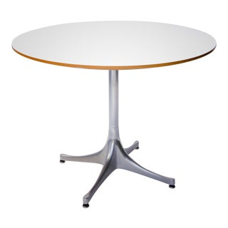 George Nelson for Herman Miller Swag Leg Occasional Table For Sale
